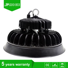 200W Private LED UFO High Bay Light 5000K ,IP65 Industrial Led High Bay Bulb 3030 SMD
